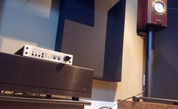 JustMastering.com - Mains DAC and Amplification